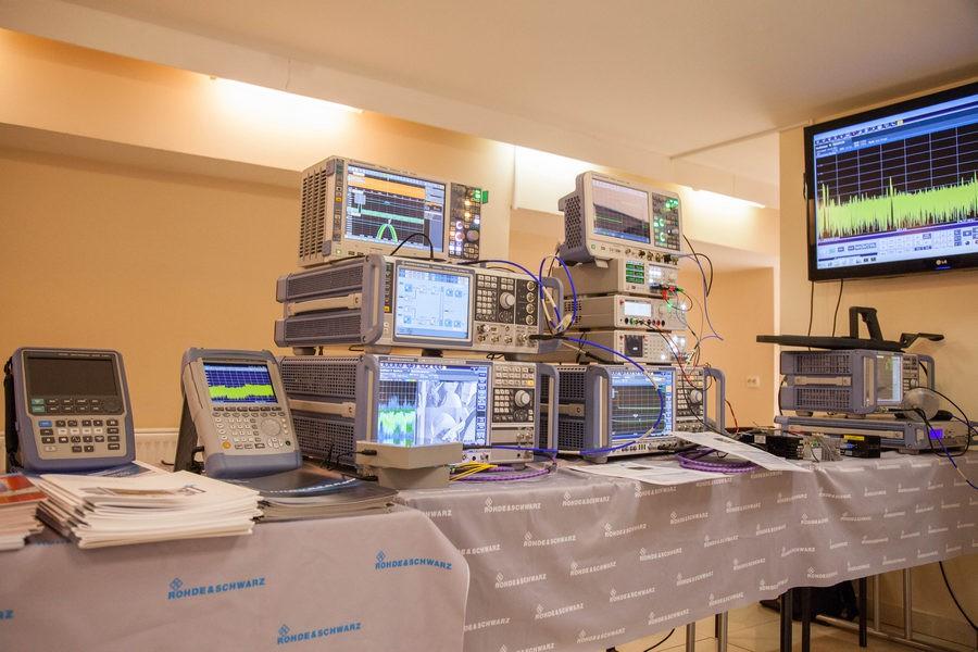 Оборудование Rohde & Schwarz