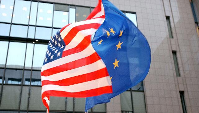 """Глава Еврокомиссии поедет в США """"предотвращать торговую войну"""""""