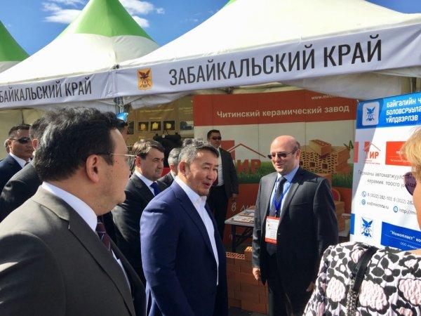 «Росспецмаш» и Минпромторг выступили организаторами выставки в Монголии
