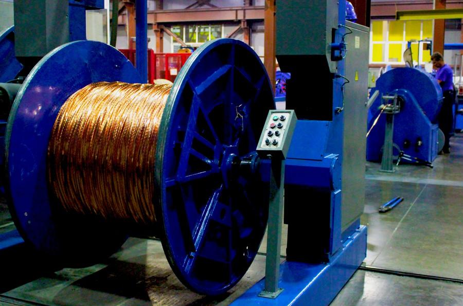 «Томсккабель» наращивает производственные мощности