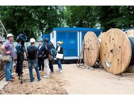МОЭСК выдаст дополнительные электрические мощности театру «Современник»
