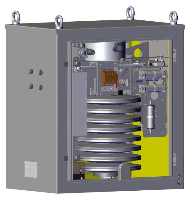 Пружинно-гидравлический привод ППрГ-2