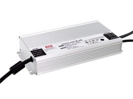 Mean Well расширяет линейку высоковольтных светодиодных источников HVGC-650