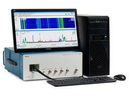 2TEST представил новую опцию IQFlow в широкополосном потоковом анализаторе сигналов RSA7100A
