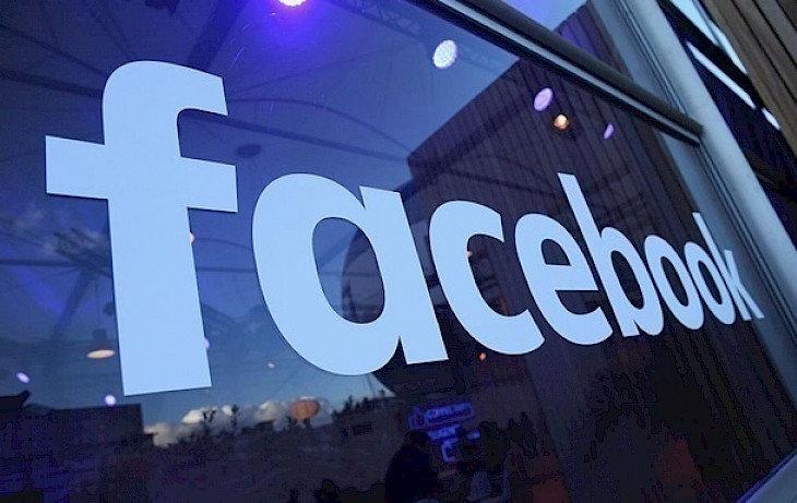 Акции Facebook обвалились на 24%