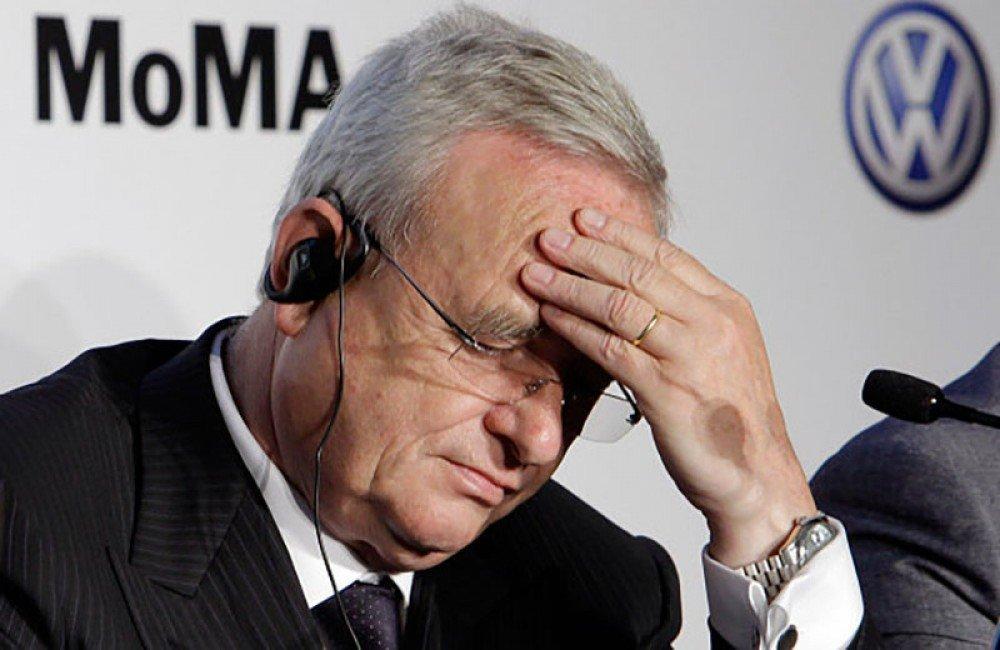 Дизельный скандал. Экс-директора Volkswagen подозревают в уклонении от уплаты налогов