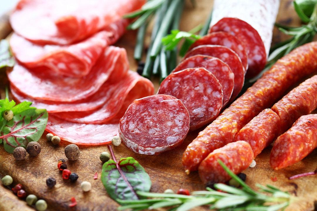 Экспорт украинских колбас вырос в 1,8 раза