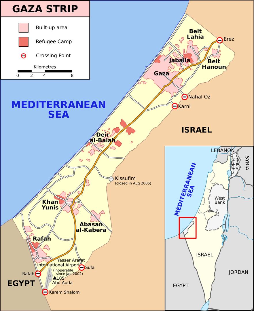 Израиль провел крупную атаку против ХАМАС: разбомбили 40 объектов