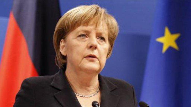 Меркель заявляет о повышении расходов на оборону
