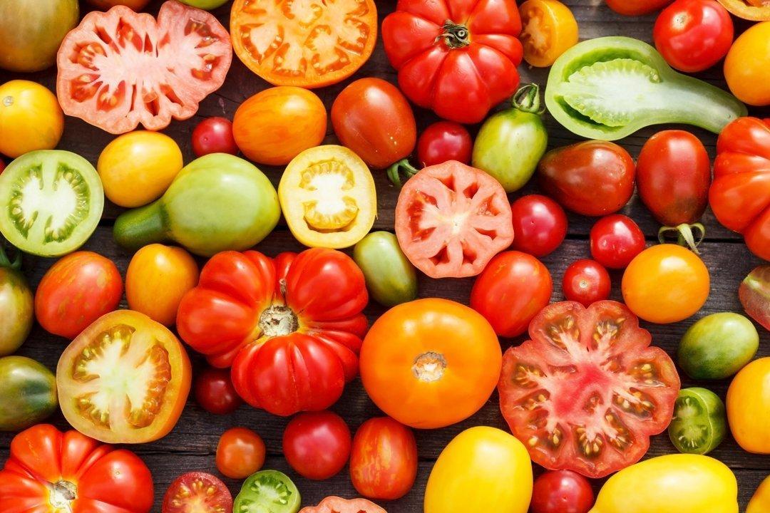 На украинском рынке все больше импортных томатов