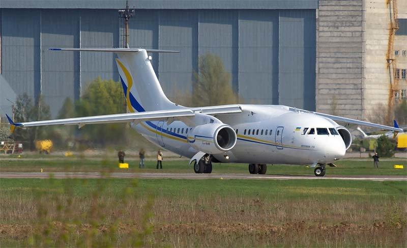 Омелян придумал, как продать Ан-158 украинским авиакомпаниям