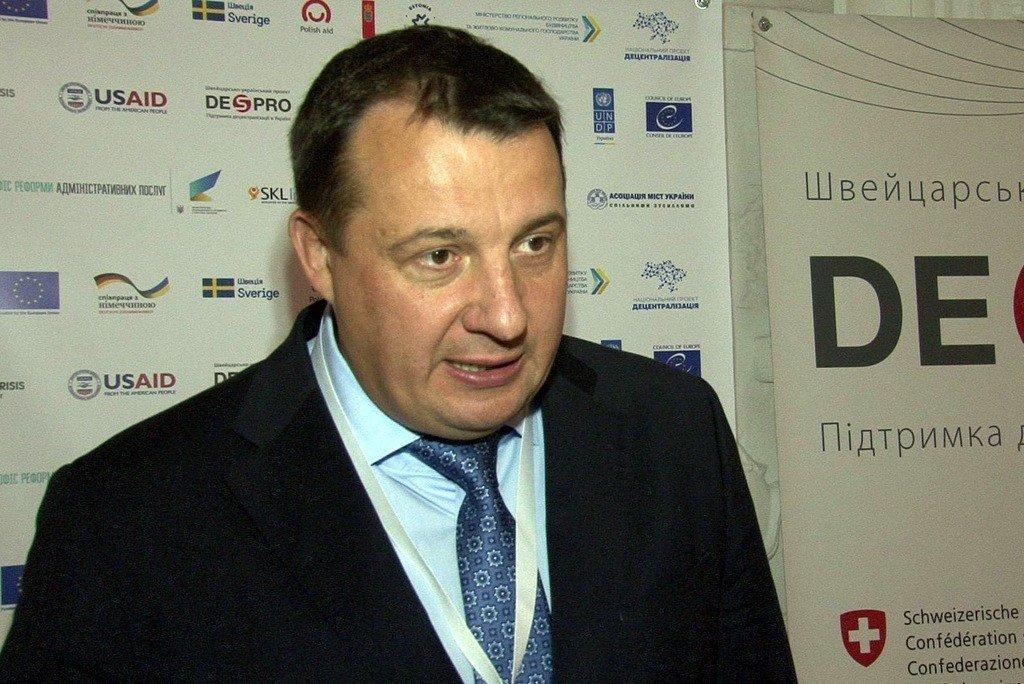 Порошенко уволил главу Черниговской облгосадминистрации