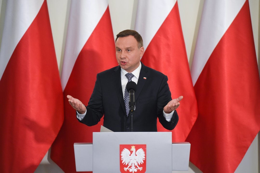 Против Польши запустили санкционную процедуру из-за закона о Верховном суде