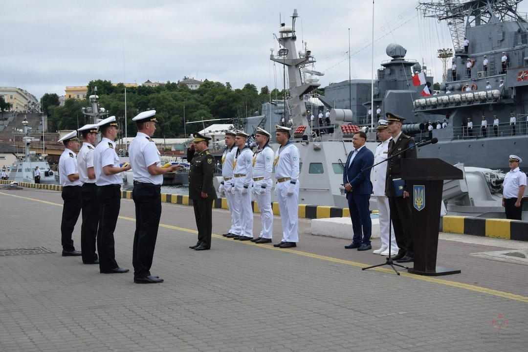 Соединенные Штаты передадут украинскому флоту патрульные катера — министр обороны