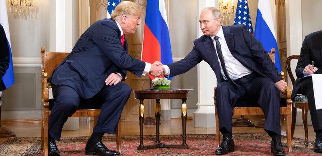 Трамп решил пригласить Путина в Вашингтон