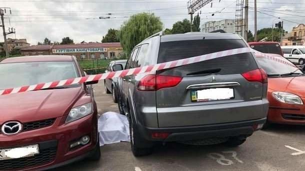 Убийство бизнесмена в Ровно было инсценировано — полиция