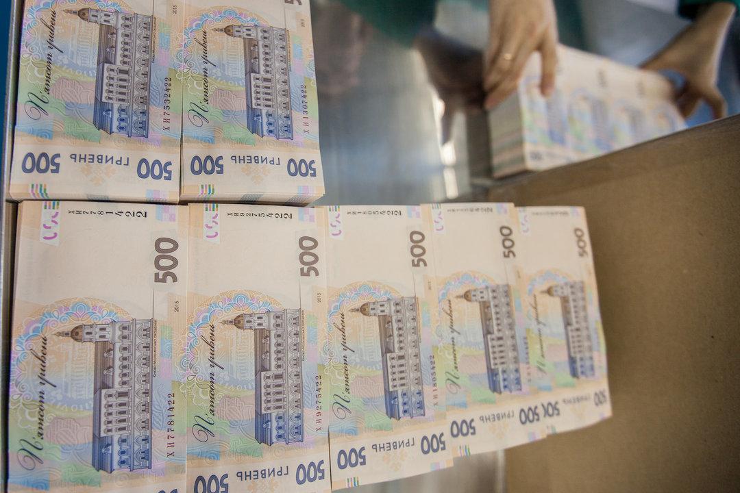Украина за три года должна выплатить долгов на триллион гривен