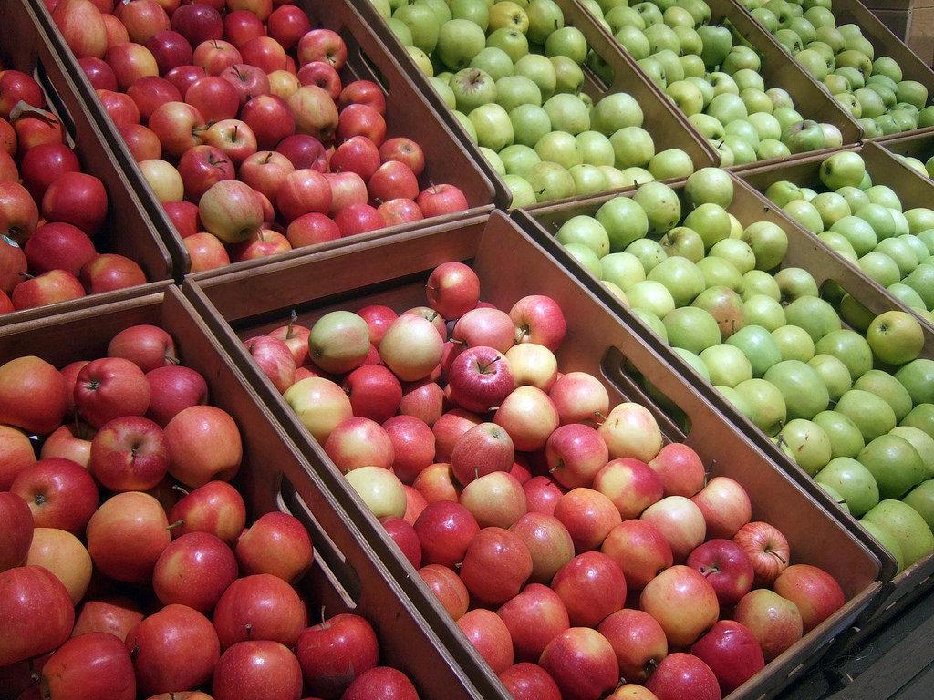 Украинские фрукты будут продаваться в Малайзии