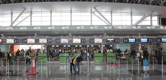 В аэропорту Анталии застряли больше 170 украинцев