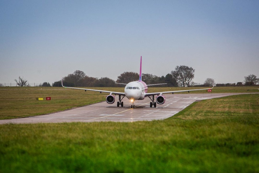 Wizz Air открыл два новых рейса из Киева в Германию