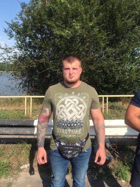 Задержан убийца участника АТО Виталия Олешко