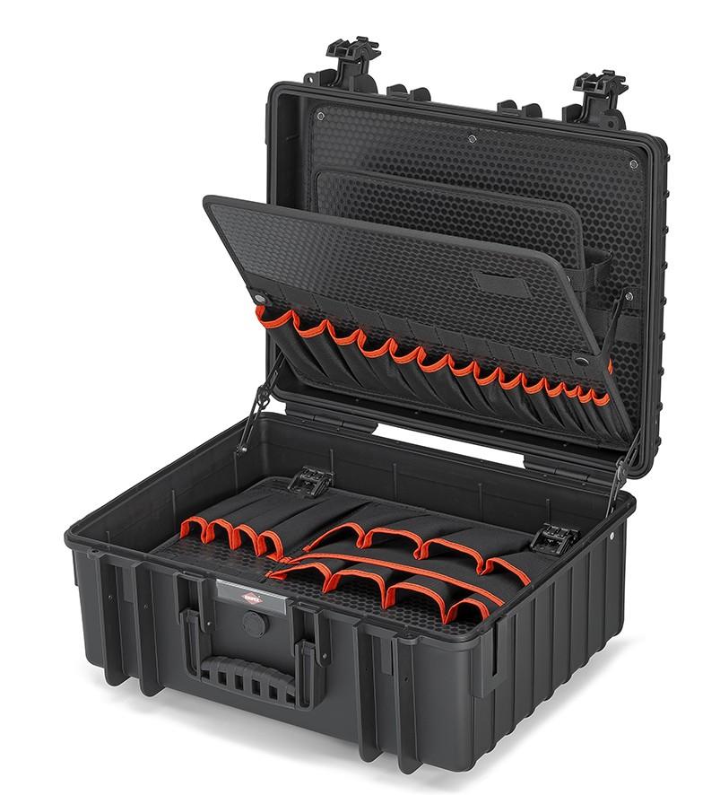 Инструментальные чемоданы KNIPEX