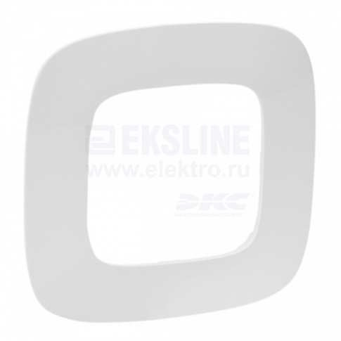 Рамка универсальная Valena Allure 1-постовая белый Legrand
