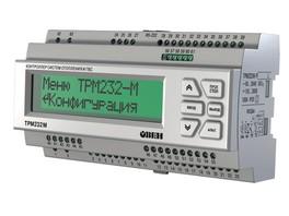 Снят с производства контроллер для систем отопления и ГВС ОВЕН ТРМ132М