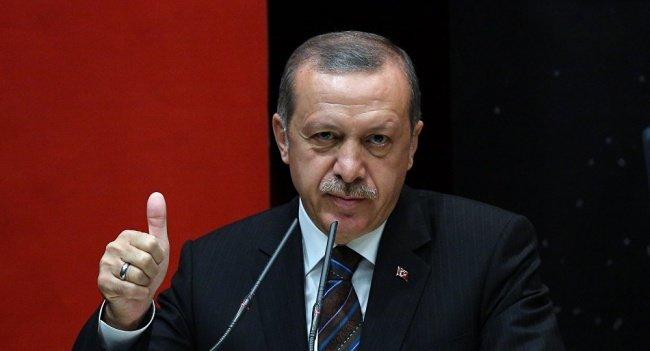 Эрдоган обещает заморозить активы американских министров в Турции в ответ на санкции