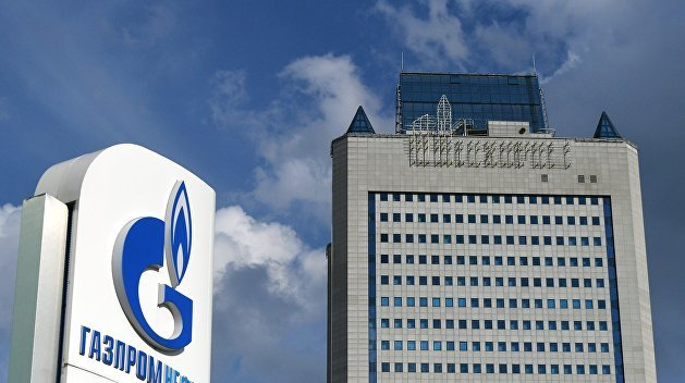 """Газпром"" заморозил программу внешних кредитов — Reuters"