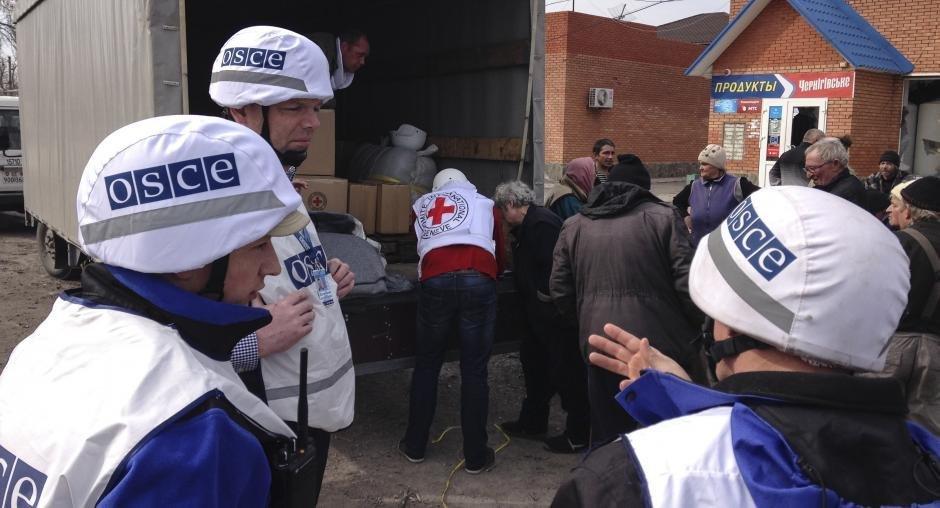 Мониторинговая миссия не нуждается в миротворцах ООН для защиты — ОБСЕ