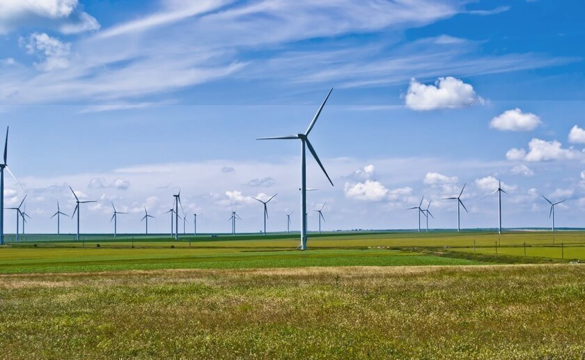 Норвежская NBT намерена построить ветряную электростанцию в Херсонской области