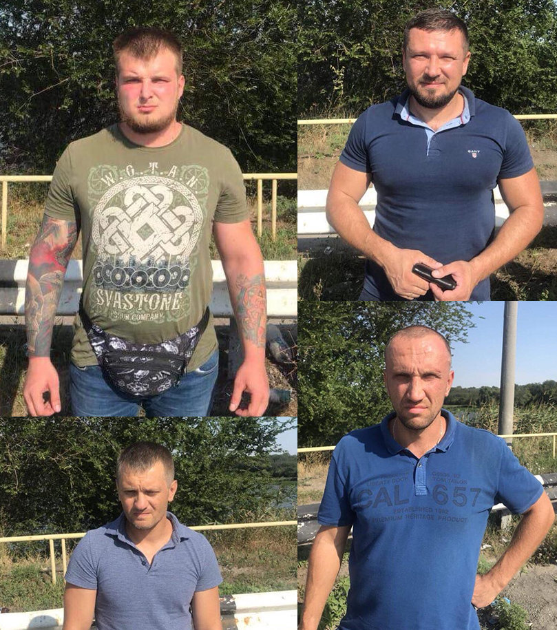 Полиция сообщила детали покушения на Виталия Олешко