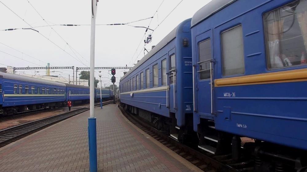 """Как будет ходить поезд """"четырех столиц"""""""