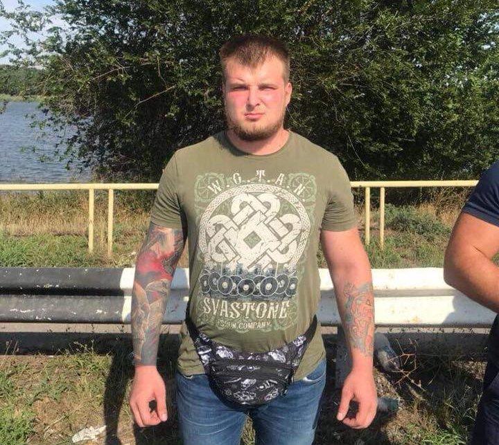 """Убийца Виталия Олешко был снайпером из отряда МВД """"Торнадо"""", а потом перешел в """"Азов"""""""