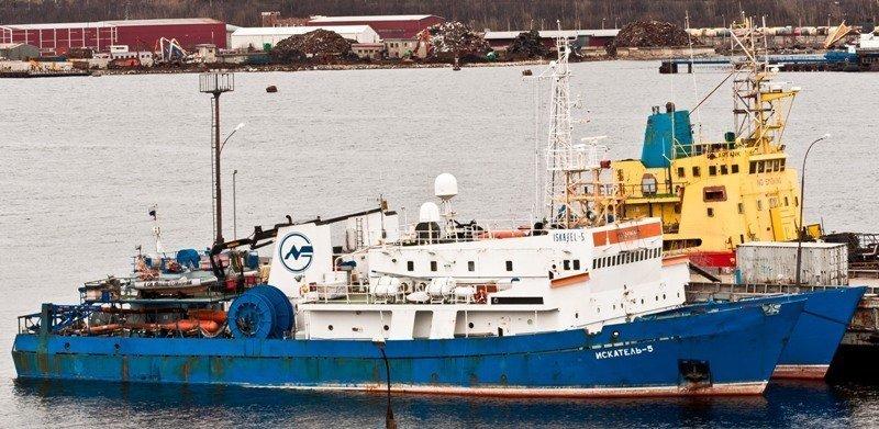 Украинские геологи завершили разведку залежей в Черном море