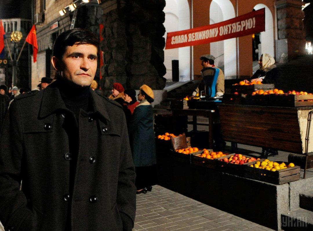 В фильм о Стусе вернут сцену суда с Медведчуком-адвокатом