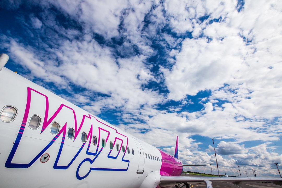 Wizz Air осенью запустит четыре рейса из Харькова и Львова