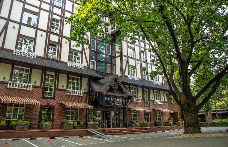 Все в одном: 10 отелей для проведения конференций и СПА-отдыха