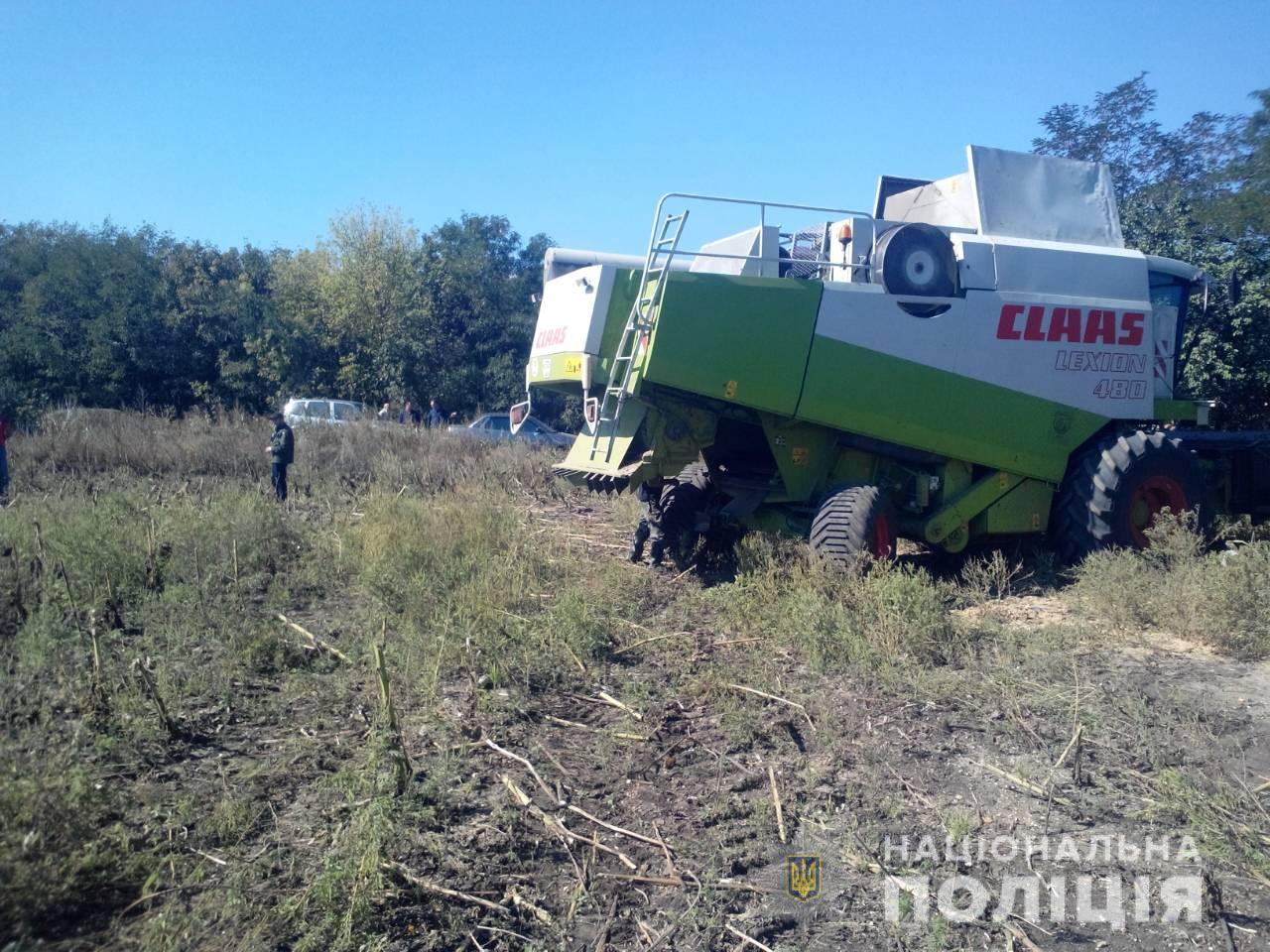 В Кировоградской области снова попытка аграрного рейдерства