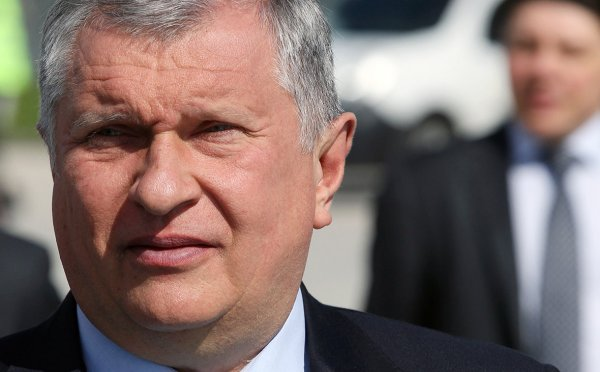 Игорь Сечин предрекает обновление ценовых рекордов на нефть