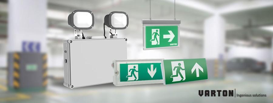 Серия аварийно-эвакуационных светильников и световых указателей Advanced