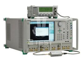 Новый функционал измерения дифференциального уровня шума в векторных анализаторах цепей Anritsu VectorStar™