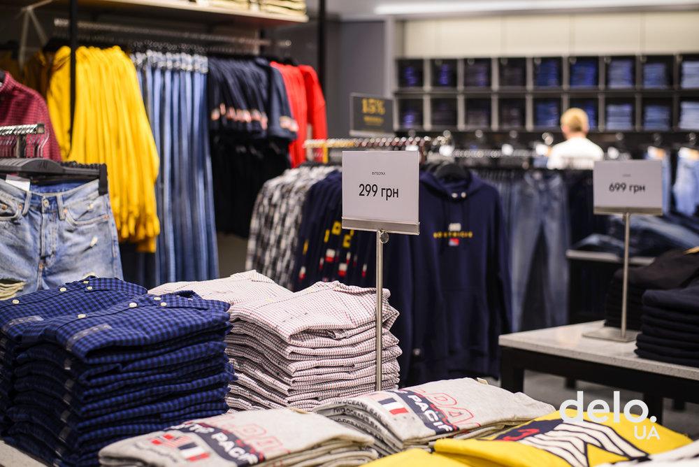 H&M открывает второй магазин в Киеве