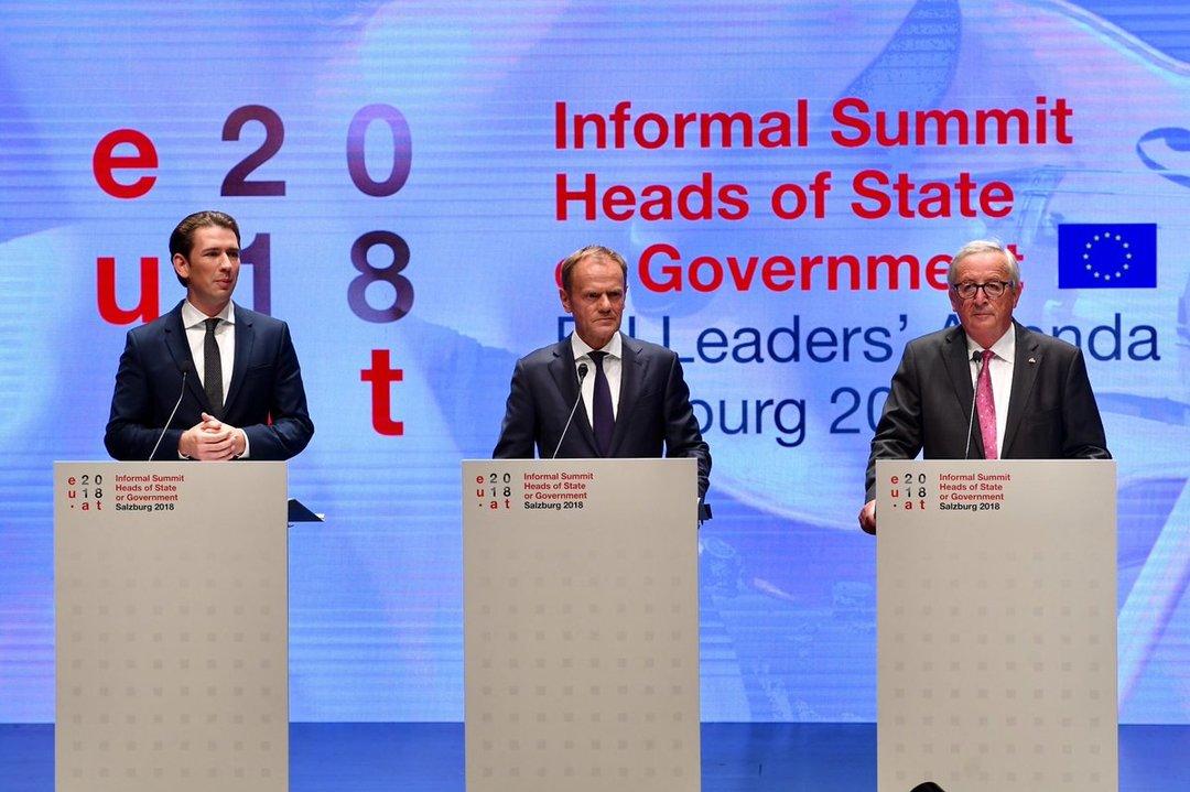 Консенсус, миграция и Brexit: что обсуждалось на саммите лидеров ЕС