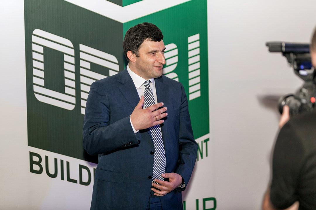 Глава ORBI Goup: Мы еще думаем над развитием инвестпроектов в Киеве