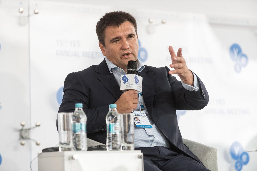 России совершенно все равно, кто будет президентом Украины — Климкин