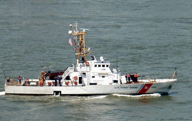 США передали Украине два катера береговой охраны