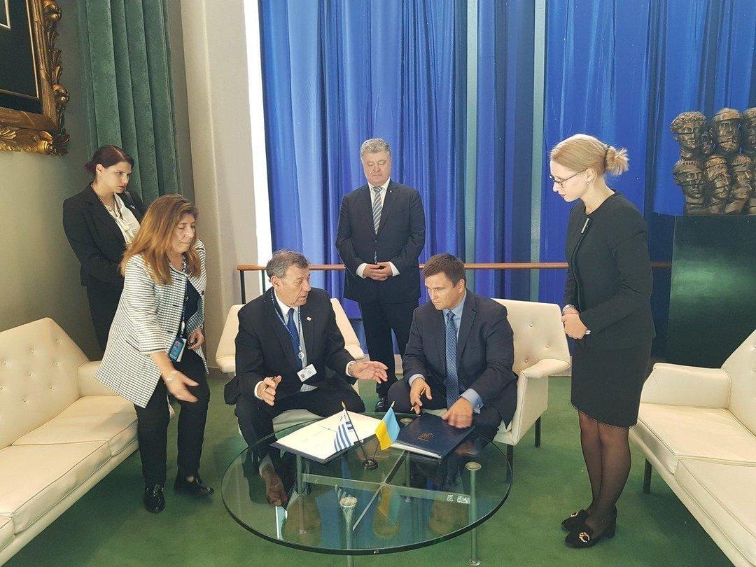 Украина договорилась о безвизе с 86-й страной