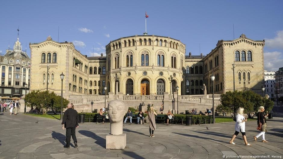 В Норвегии по подозрению в шпионаже задержан россиянин